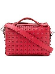 Tod's Micro Gommini Bag Red