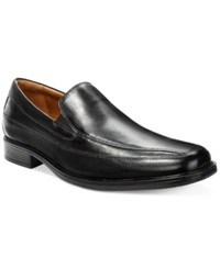 Clarks Tilden Free Loafers Men's Shoes Black