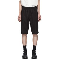 Our Legacy Black Rest Shorts