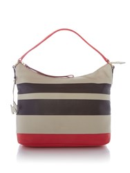 Radley Berwick Street Medium Scoop Multiway Bag Multi Coloured Multi Coloured