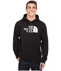 The North Face Half Dome Hoodie Tnf Black Tnf White 3 Men's Long Sleeve Pullover