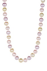 Multicolor 6 7Mm Freshwater Pearl Necklace