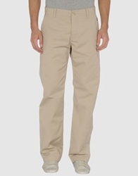 Combo Casual Pants Beige