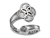 Alex And Ani Spoon Ring Breath Of Life Rose Ring Pink