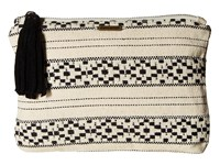 Billabong Salty Water Wallet Black White Wallet Handbags