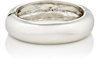 Kenneth Jay Lane Women's Hinged Bangle No Color