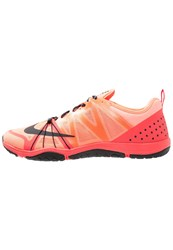 Nike Performance Free Cross Compete Sports Shoes Bright Mango Black Bright Crimson Orange