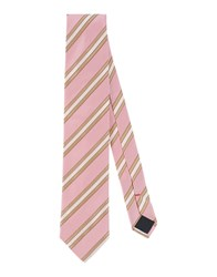 Moschino Accessories Ties Men Pink