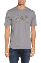 Travis Mathew Men's 'Hazardous' Graphic T Shirt