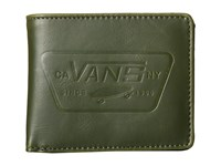 Vans Full Patch Bifold Surplus Green Wallet Olive