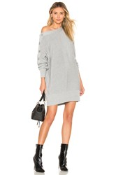 525 America Button Bataeu Tunic Gray