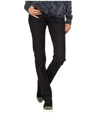 Marc By Marc Jacobs Stretch Indigo Selvedge Slim Denim Rinse