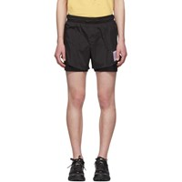 Satisfy Black Short Distance 3 Shorts