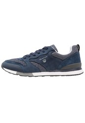 Gant Russell Trainers Navy Blue