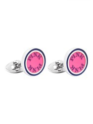 Thomas Pink Clifton Rock Cufflinks Navy