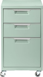 Cb2 Tps Mint 3 Drawer Filing Cabinet