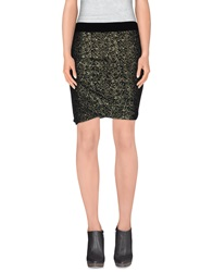 Selected Femme Mini Skirts Black