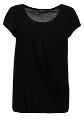 Teddy Smith Basic Tshirt Noir Black