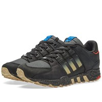 Adidas Consortium X Highs And Lows Eqt Running Support 93 Black