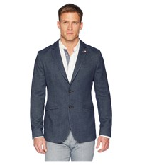 Ted Baker Beek Two Button Blazer Navy Jacket