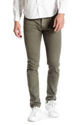 3X1 Nyc Low Rise Slim Jean Beige