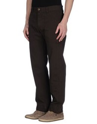 Ermanno Scervino Scervino Street Casual Pants Dark Brown