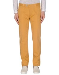 Zanella Trousers Casual Trousers Men Ochre