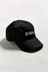 Urban Outfitters Tupac Dad Hat Black
