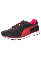 Puma Narita V3 Speed Cushioned Running Shoes Black Virtual Pink