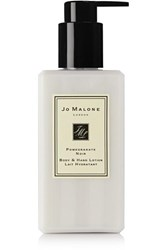 Jo Malone London Pomegranate Noir Body And Hand Lotion Colorless