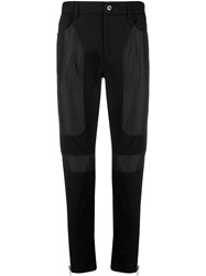 Les Hommes Ankle Zip Tapered Trousers 60
