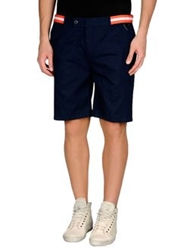 Eleven Paris Bermudas Dark Blue