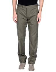 Ralph Lauren Black Label Casual Pants Military Green