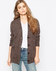 Denim And Supply Ralph Lauren Denim And Supply By Ralph Lauren Geo Pattern Cardigan Heath Heather Grey