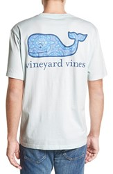 Men's Vineyard Vines 'Sea Of Turtles' Pima Cotton T Shirt Marine Lay