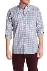 Bonobos Windowpane Tattersall Slim Fit Shirt Multi