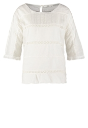 0039 Italy Emy Eve Blouse White Off White
