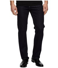 Liverpool Relaxed Straight Stretch Denim In Indigo Rinse Ind Rinse Men's Jeans Black