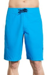 Men's Under Armour 'Mania Ua Storm' Water Repellent Board Shorts Electric Blue Thai Teal