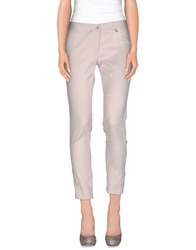 Brebis Noir Trousers Casual Trousers Women Light Pink
