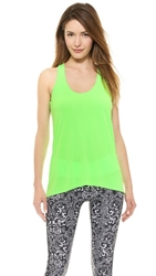 Prismsport Loose Fit Tank Top Lime