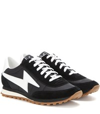 Marc Jacobs Astor Lightning Bolt Sneakers Black