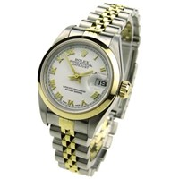 Rolex Lady Datejust Steel And Gold 79163