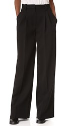 Marc Jacobs Wide Leg Pants Black