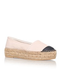 Kg By Kurt Geiger Kg Kurt Geiger Mellow Platform Espadrille Female Neutral