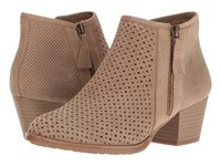 Earth Pineberry Stone Soft Buck Women's Boots Brown