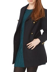 Evans Plus Size Women's Military Coat