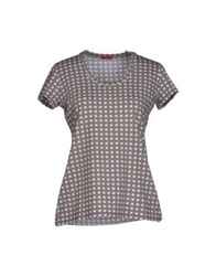 Altea T Shirts Dove Grey