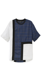 3.1 Phillip Lim Dolman Sleeve T Shirt Multi