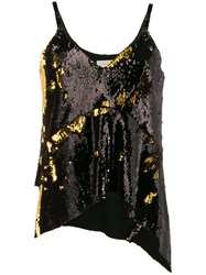 Marques Almeida Marques'almeida Sequin Embellished Top 60